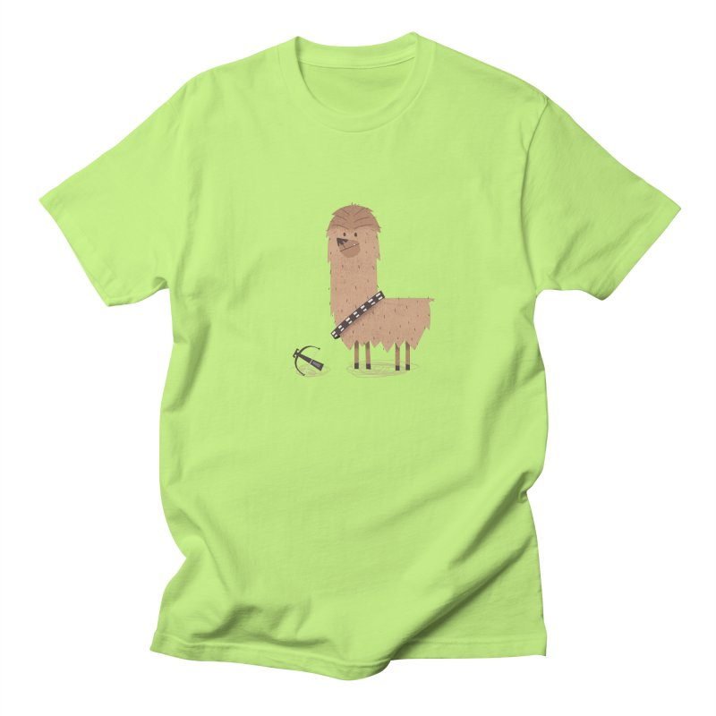Chewpaca Women's Unisex T-Shirt by boney's Artist Shop