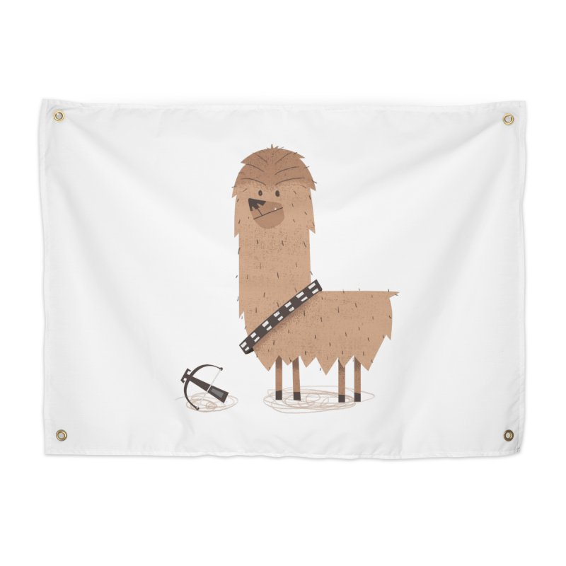 Chewpaca Home Tapestry by boney's Artist Shop