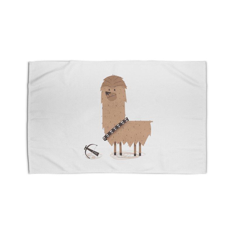 Chewpaca Home Rug by boney's Artist Shop