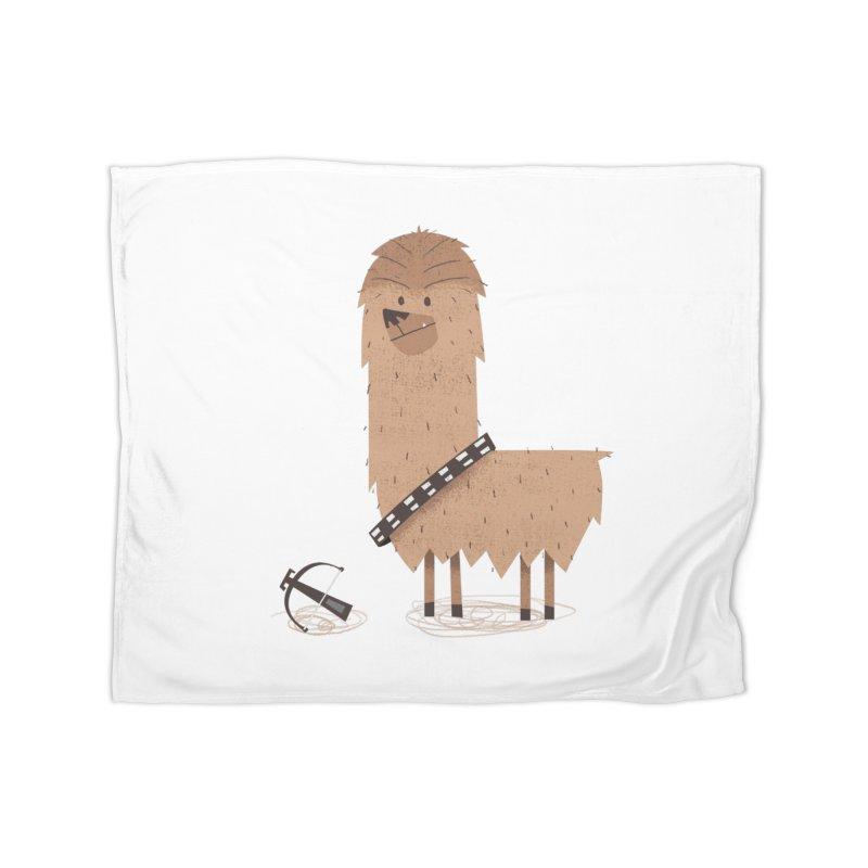 Chewpaca Home Blanket by boney's Artist Shop