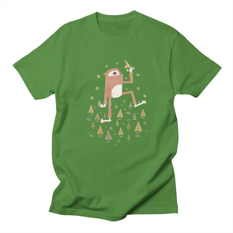 Sasquatch Salad Women's Unisex T-Shirt by boney's Artist Shop