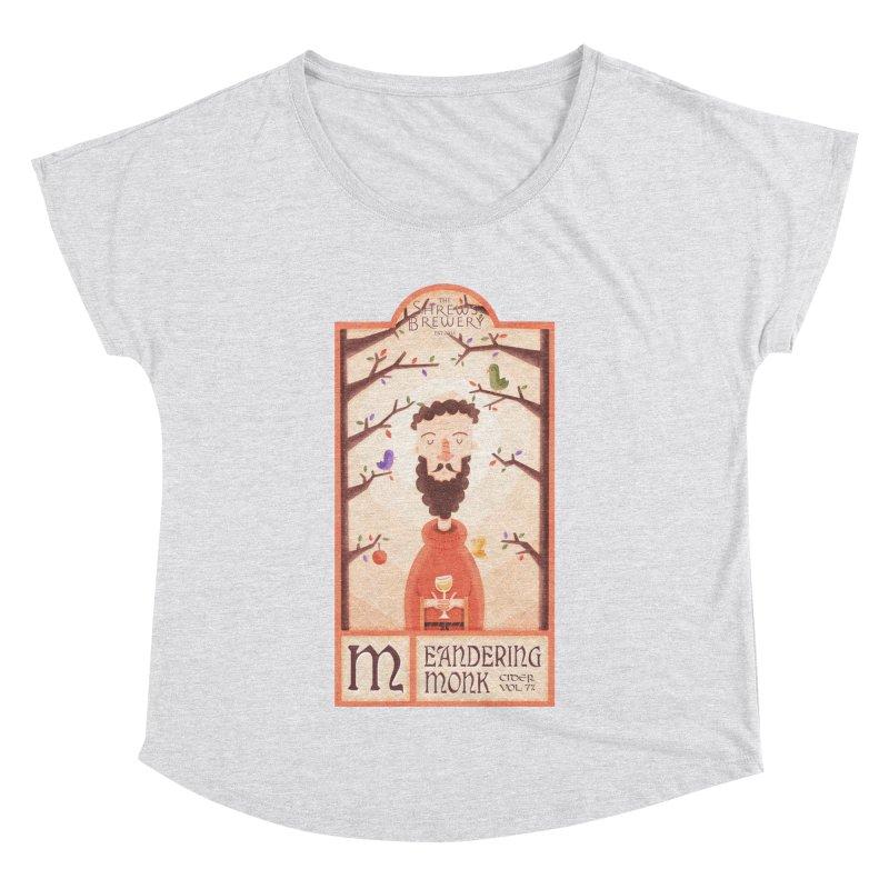 Meandering Monk Women's Dolman by boney's Artist Shop
