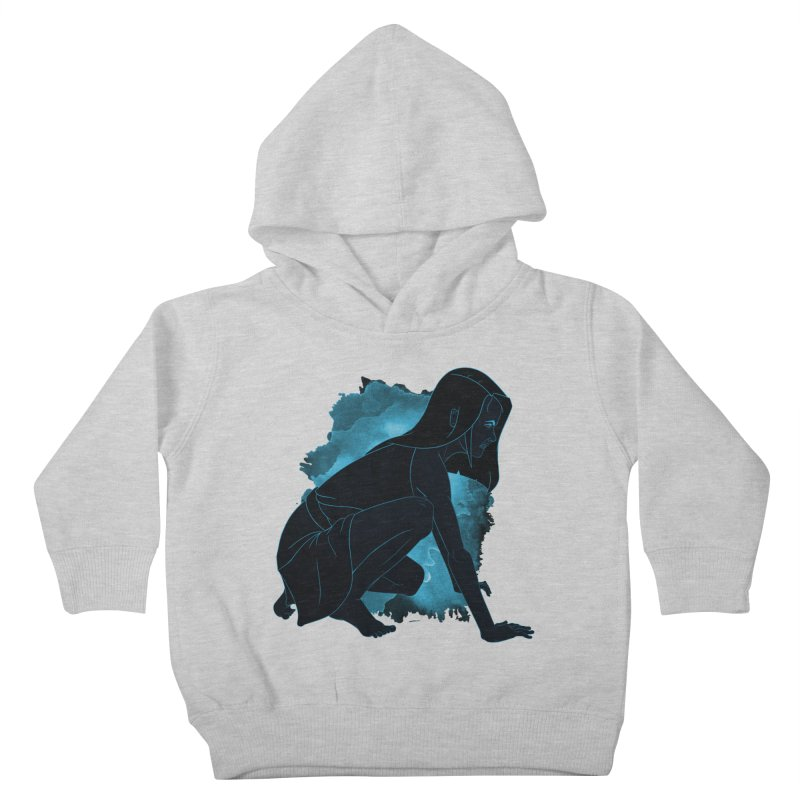 Ready Kids Toddler Pullover Hoody by bongonation's Artist Shop