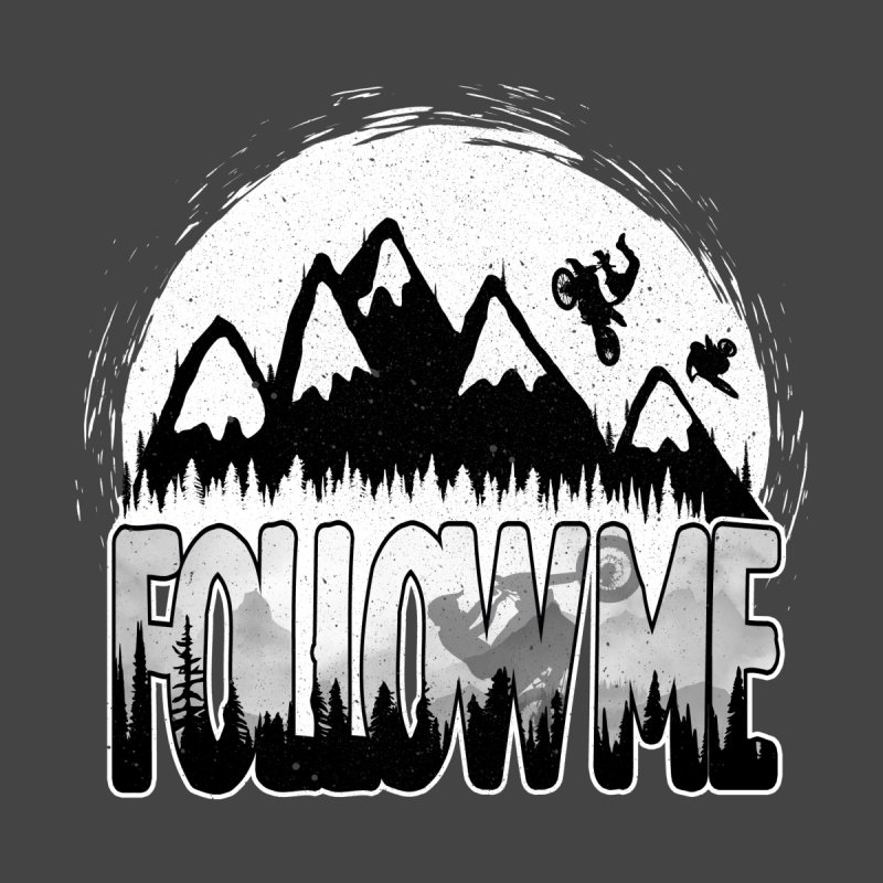Follow Me Men's T-Shirt by bongonation's Artist Shop