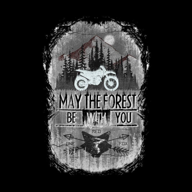 May The Forest Men's T-Shirt by bongonation's Artist Shop
