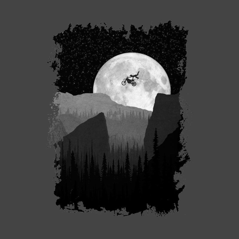 Moon Drop Men's T-Shirt by bongonation's Artist Shop
