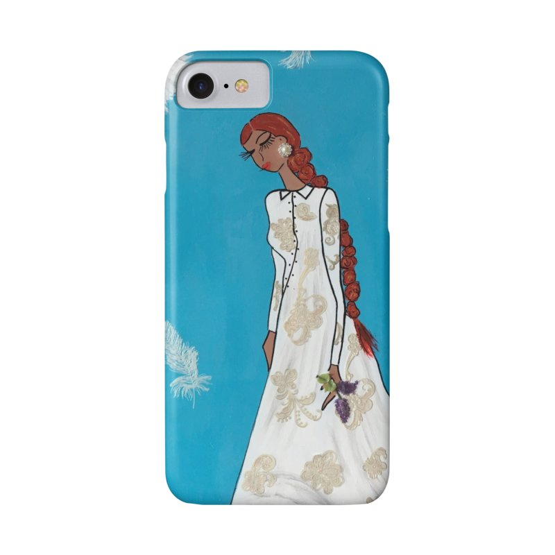 Hope Accessories Phone Case by Bonnie Donaghy Art