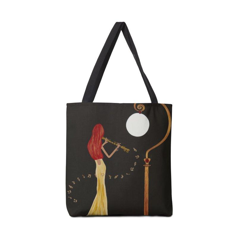Soloist 2 Accessories Tote Bag Bag by Bonnie Donaghy Art