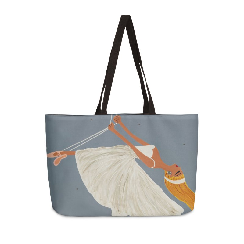 Bette Accessories Weekender Bag Bag by Bonnie Donaghy Art