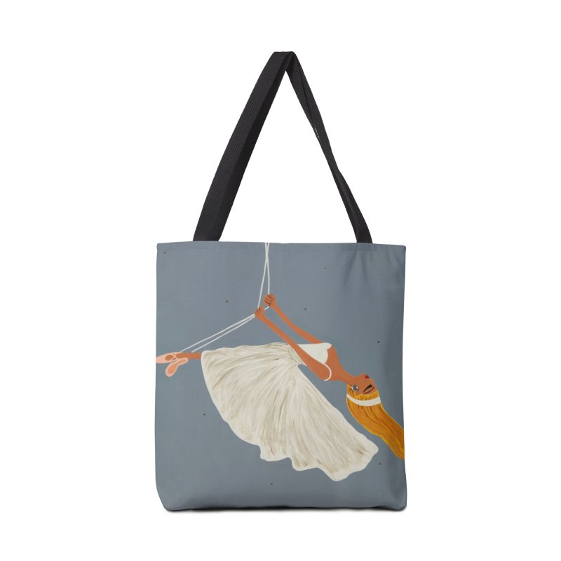Bette Accessories Tote Bag Bag by Bonnie Donaghy Art