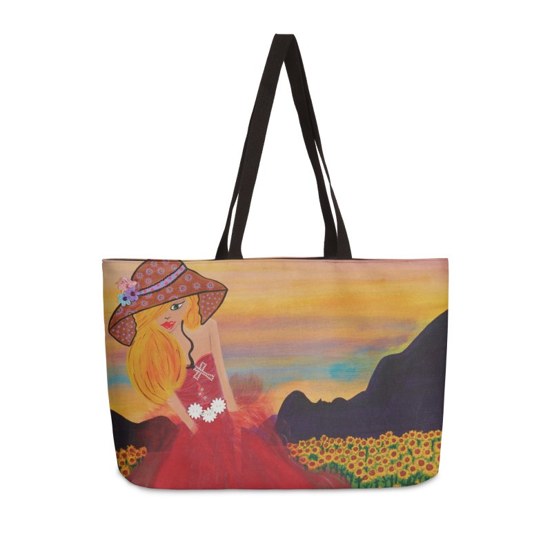Gypsy Soul Accessories Weekender Bag Bag by Bonnie Donaghy Art