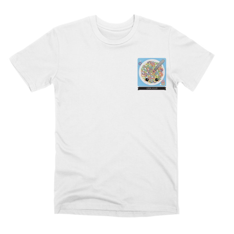 Cereal Killer Men's T-Shirt by boogleloo's Shop