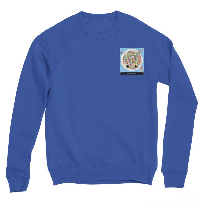 Cereal Killer Men's Sweatshirt by boogleloo's Shop