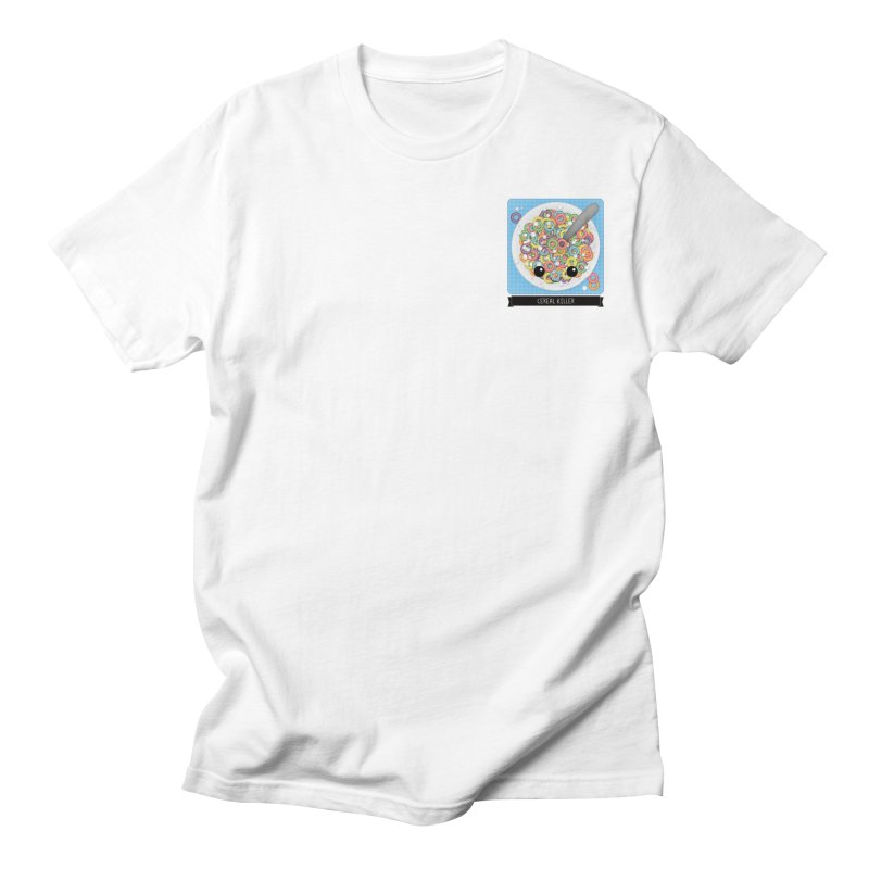 Cereal Killer Men's T-Shirt by boogleloo's Shop