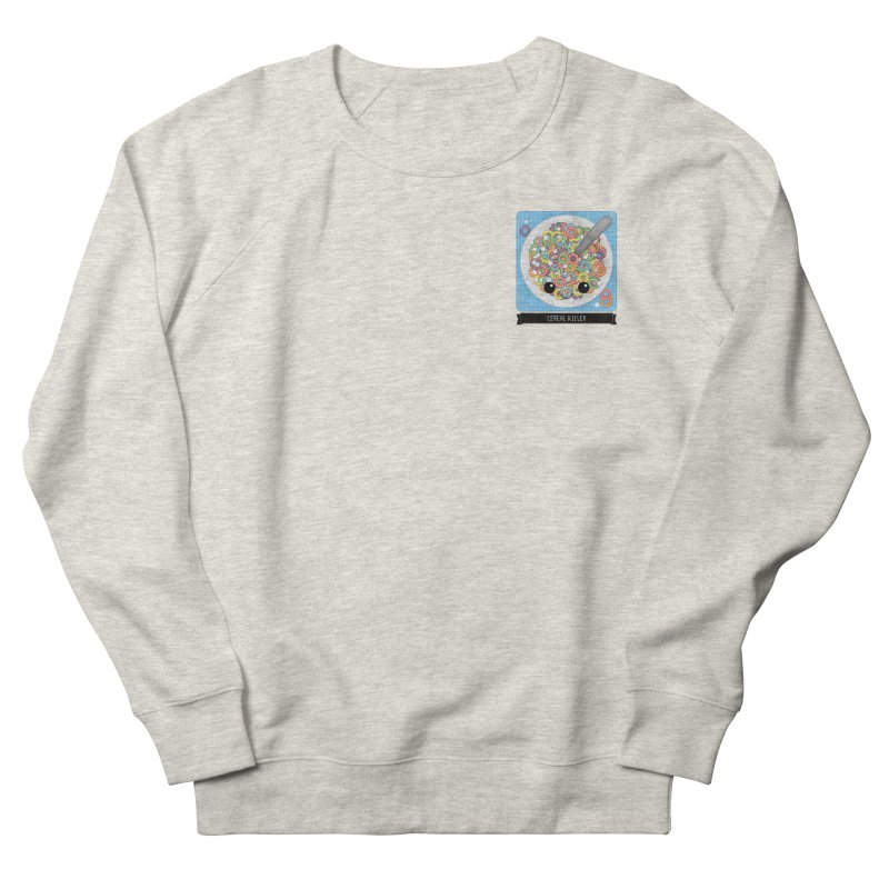 Cereal Killer Women's French Terry Sweatshirt by boogleloo's Shop