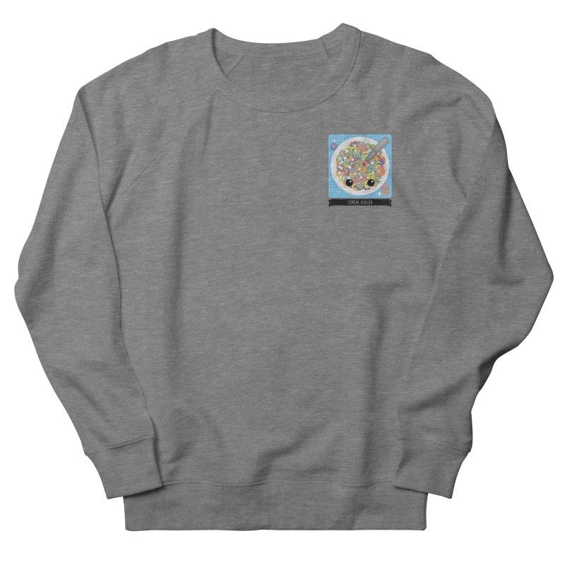 Cereal Killer Men's French Terry Sweatshirt by boogleloo's Shop