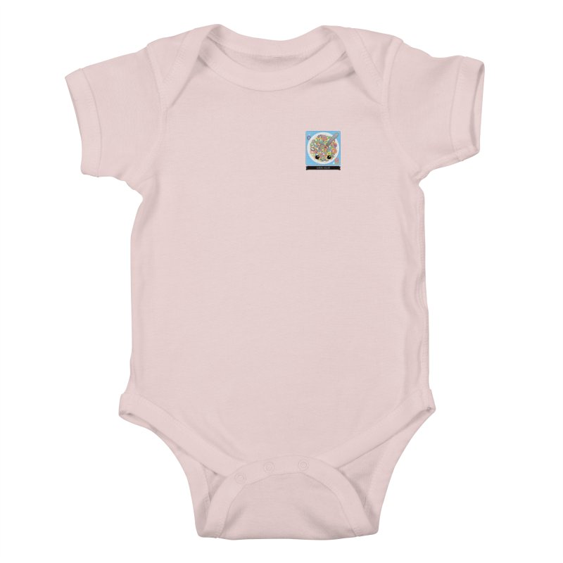 Cereal Killer Kids Baby Bodysuit by boogleloo's Shop