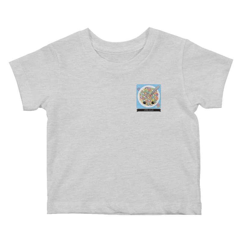 Cereal Killer Kids Baby T-Shirt by boogleloo's Shop