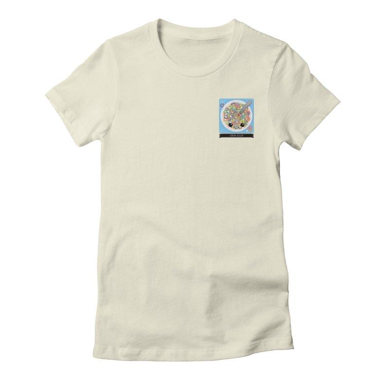 Cereal Killer Women's T-Shirt by boogleloo's Shop