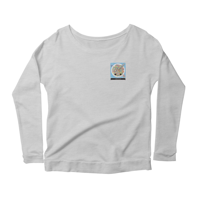Cereal Killer Women's Longsleeve T-Shirt by boogleloo's Shop