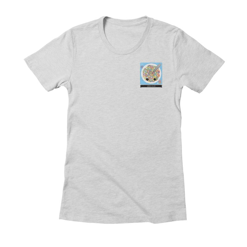 Cereal Killer Women's T-Shirt by boogleloo's Shop