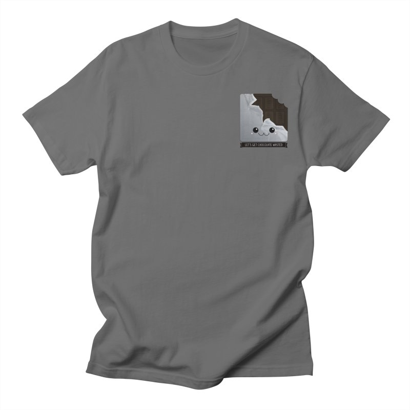 Let's Get Chocolate Wasted Men's T-Shirt by boogleloo's Shop