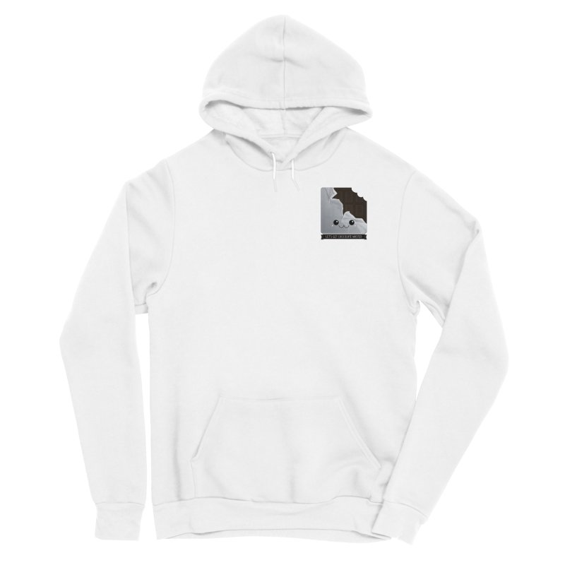 Let's Get Chocolate Wasted Men's Pullover Hoody by boogleloo's Shop
