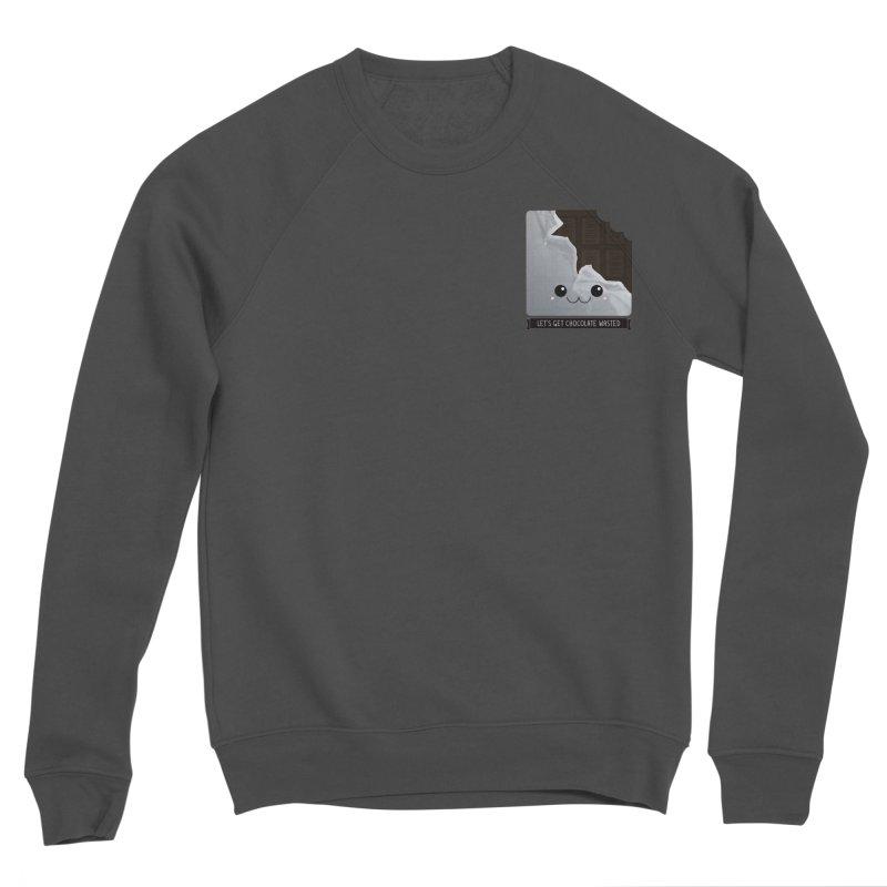 Let's Get Chocolate Wasted Women's Sponge Fleece Sweatshirt by boogleloo's Shop