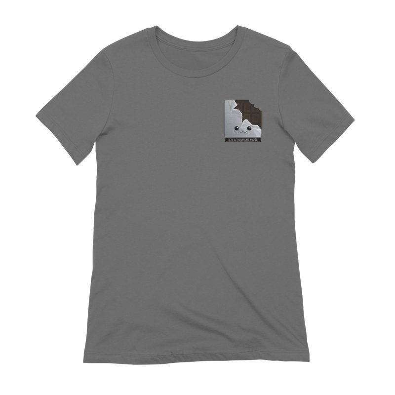 Let's Get Chocolate Wasted Women's T-Shirt by boogleloo's Shop