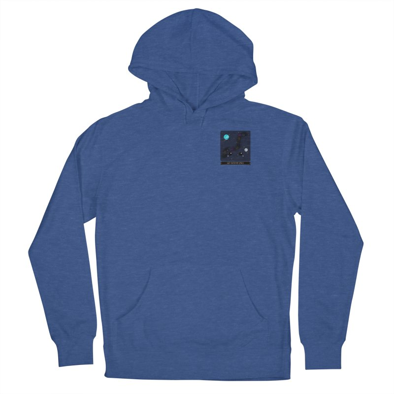 Get Outer My Space Men's French Terry Pullover Hoody by boogleloo's Shop