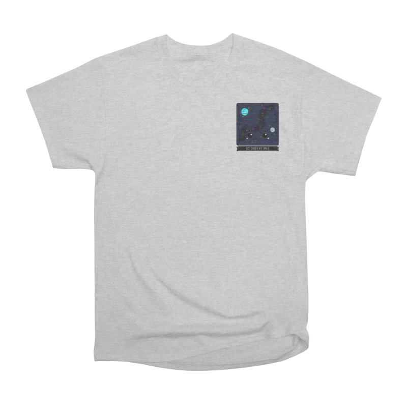 Get Outer My Space Men's T-Shirt by boogleloo's Shop