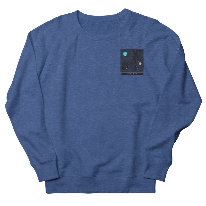 Get Outer My Space Men's Sweatshirt by boogleloo's Shop