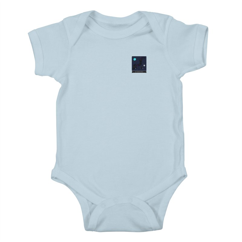Get Outer My Space Kids Baby Bodysuit by boogleloo's Shop