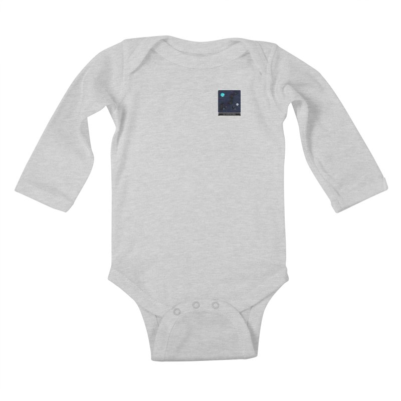 Get Outer My Space Kids Baby Longsleeve Bodysuit by boogleloo's Shop