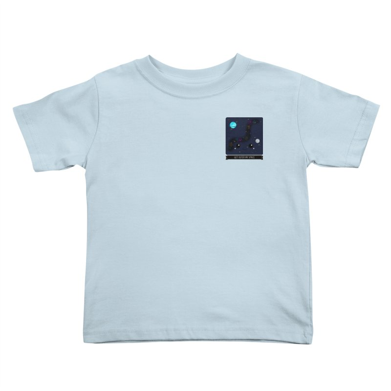 Get Outer My Space Kids Toddler T-Shirt by boogleloo's Shop