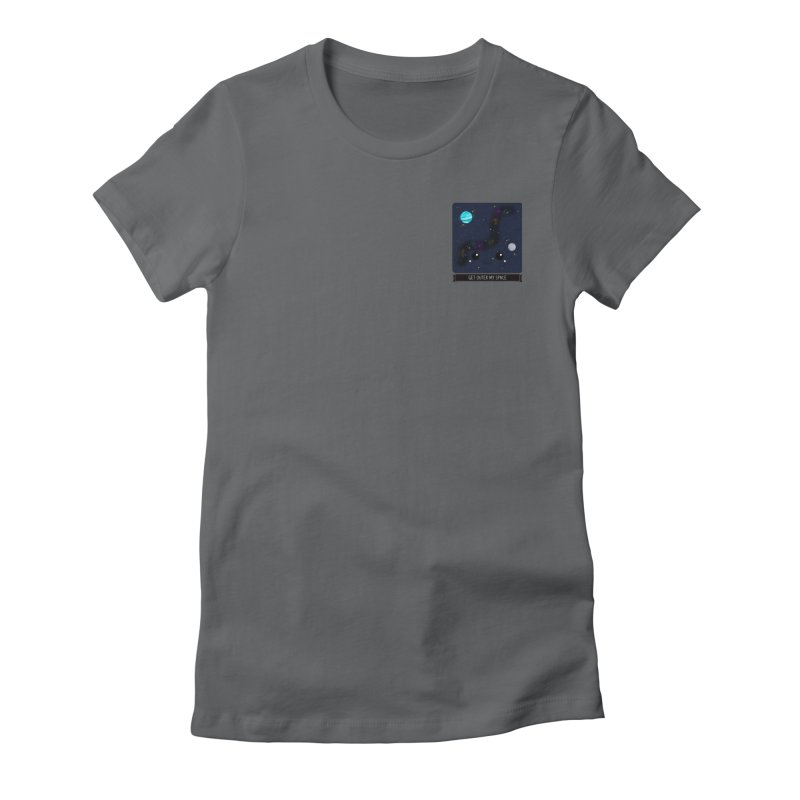 Get Outer My Space Women's T-Shirt by boogleloo's Shop