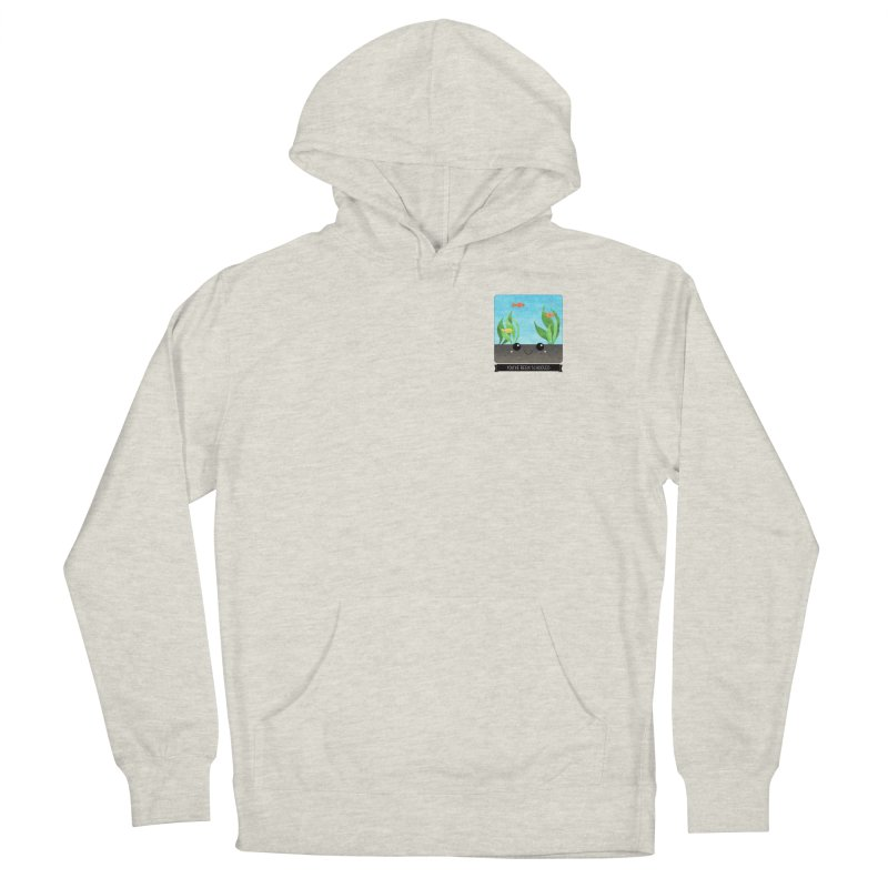 You've Been Schooled Men's French Terry Pullover Hoody by boogleloo's Shop