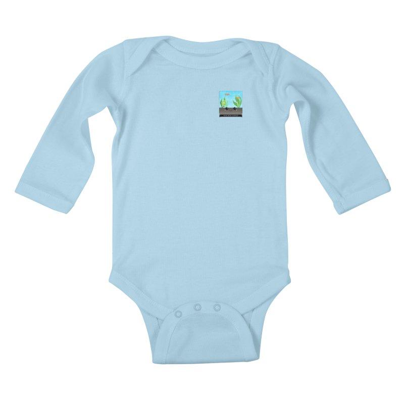 You've Been Schooled Kids Baby Longsleeve Bodysuit by boogleloo's Shop