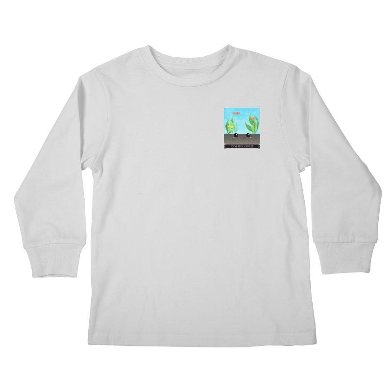 You've Been Schooled Kids Longsleeve T-Shirt by boogleloo's Shop