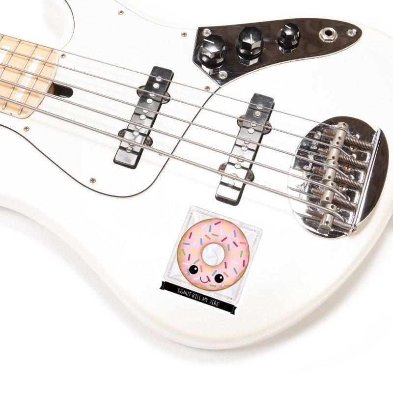 Donut Kill My Vibe Accessories Sticker by boogleloo's Shop