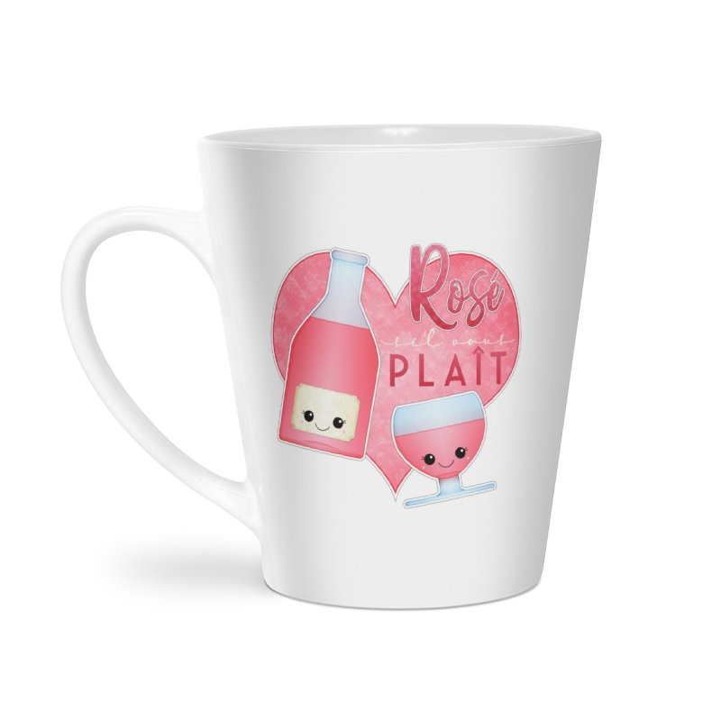 Rose S'il Vous Plait Accessories Mug by boogleloo's Shop