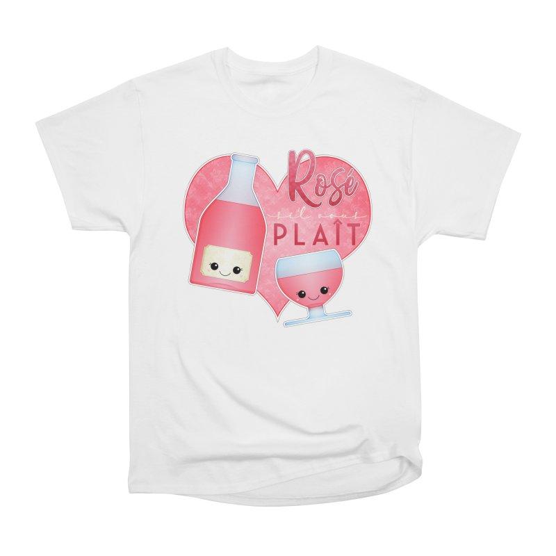 Rose S'il Vous Plait Women's T-Shirt by boogleloo's Shop