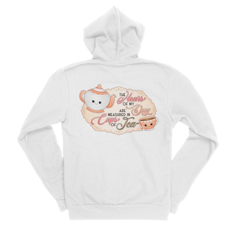 Cups Of Tea Women's Zip-Up Hoody by boogleloo's Shop