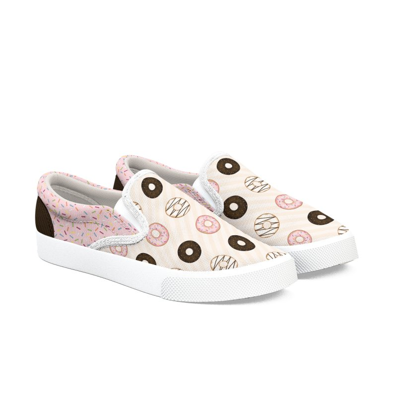 Donut Tread On Me Men's Shoes by boogleloo's Shop
