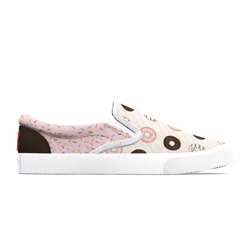 Donut Tread On Me Women's Shoes by boogleloo's Shop