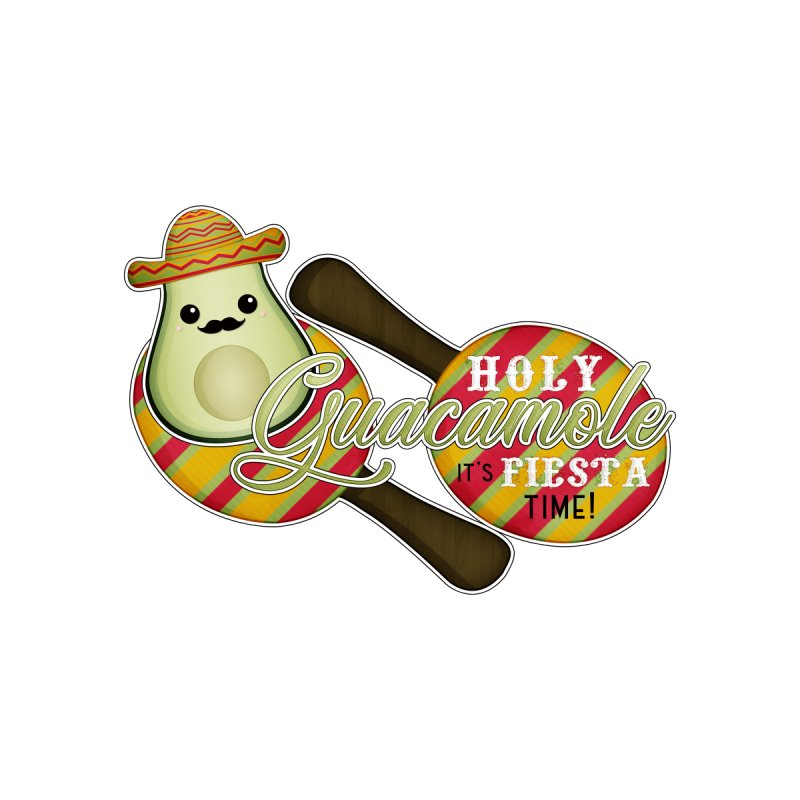Holy Guacamole Men's T-Shirt by boogleloo's Shop
