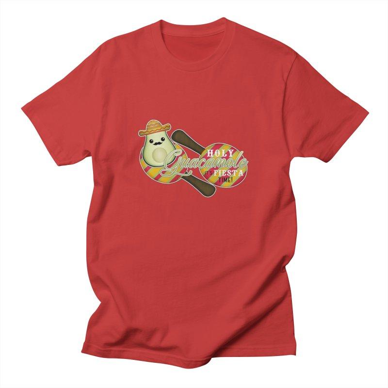 Holy Guacamole Women's T-Shirt by boogleloo's Shop