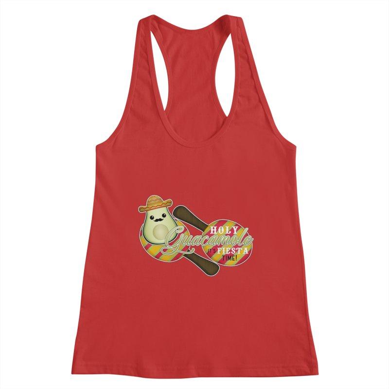 Holy Guacamole Women's Tank by boogleloo's Shop