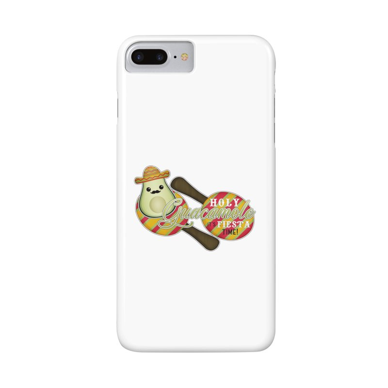 Holy Guacamole Accessories Phone Case by boogleloo's Shop