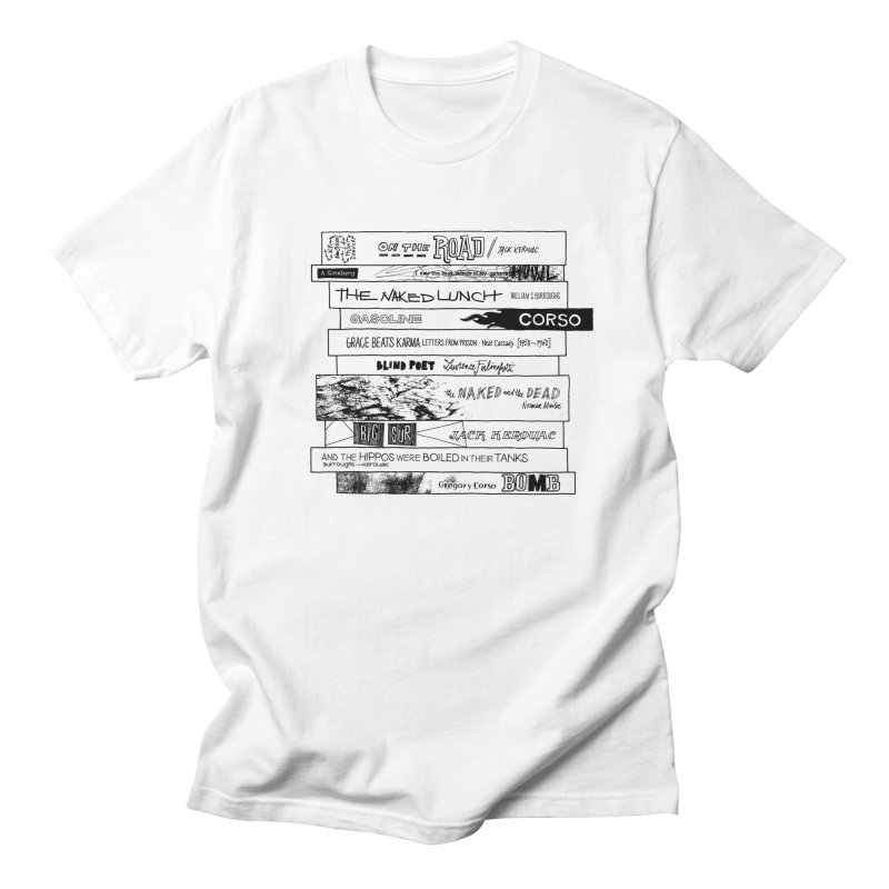 Beat Bookstee Men's T-Shirt by Bookstee